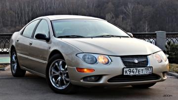 Всё об американцах на примере Chrysler 300M