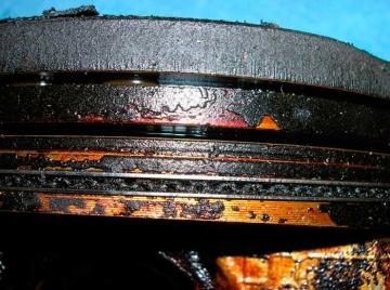 Причины закоксованности двигателя и его ремонт